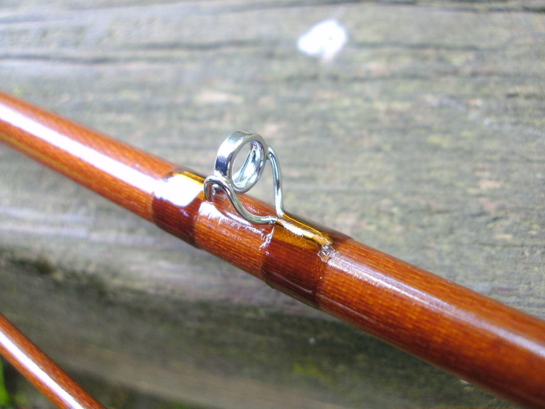 Blog news from the custom rod shop custom fly fishing for Old fishing rods