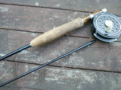 graphite & fiberglass fly rods - custom fly fishing rods by chris, Fishing Reels